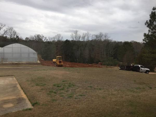 Goldfish farm expansion in Atlanta Georgia